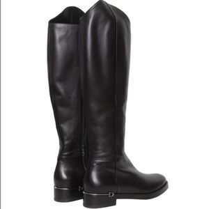 "Gucci ""Charlotte"" Knee Riding Boot"